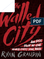 The Walled City by Ryan Graudin Extract