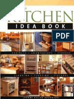 New Kitchen Idea Book (Taunton's Ideas That Work) - Joanne Keller Bouknight