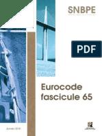 Eurocodes Et Fascicule 65