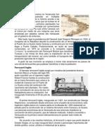 Los sistemas ferroviarios en Venezuela.docx