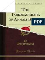 The Tarkasangraha of Annam Bhatta 1000855564(1)