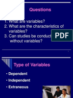 Research Variable (2)