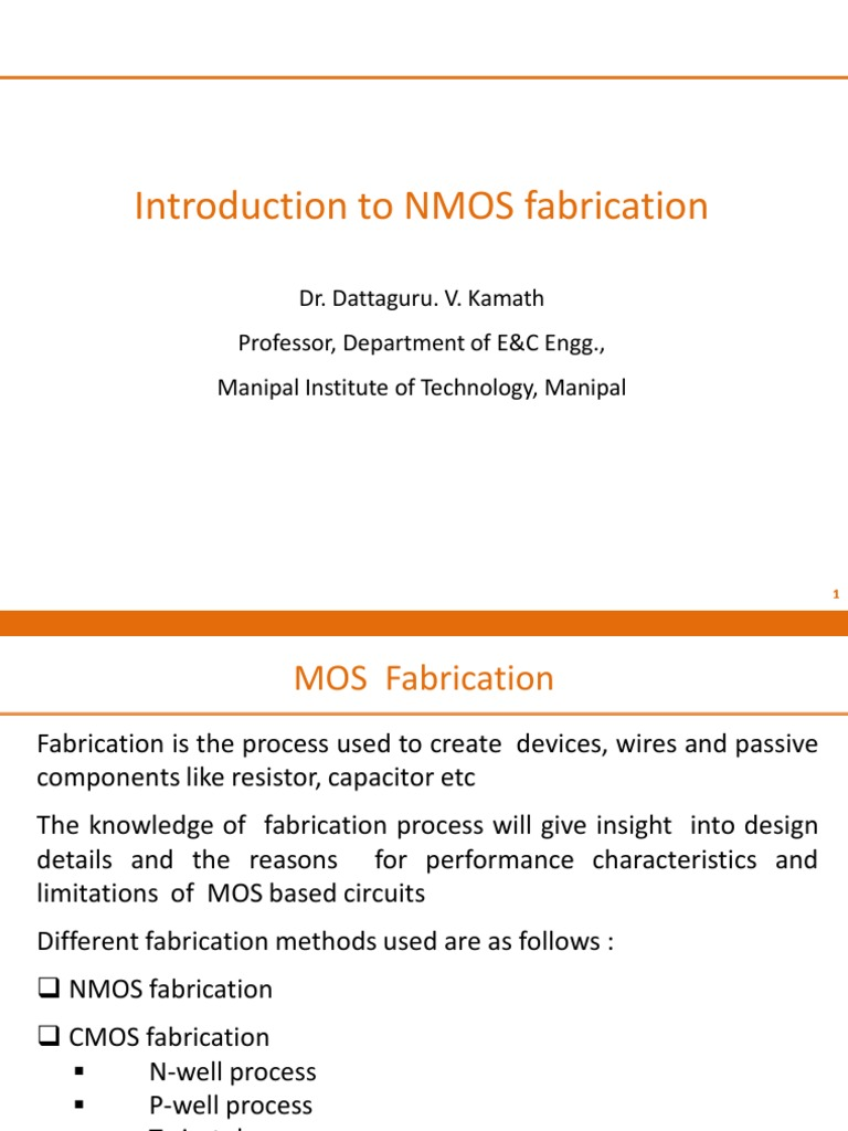 Nmos Fabrication Semiconductor Device Mosfet Circuit To Use Nmosfet Instead Of Pmosfet Electrical Engineering