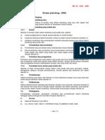 SNI 03 – 6481 - 2000 - Sistem Plumbing