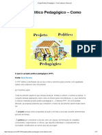Projeto Politico Pedagógico – Como Elaborar _ Educa Já