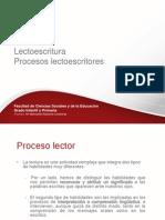 procesos lectoescritores