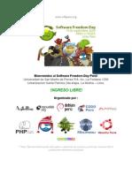 Agenda SFDPeru 2009