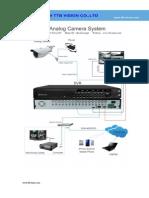 Analog Camera&Dvr System-ttb Vision Co.,Ltd-www.ttbvision.com