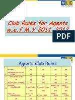 3 Club Membership