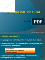 Le syndrome pleural.pptx
