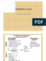 Geomorphic Cycles Libre