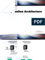 1.EnterpriseOne Architecture