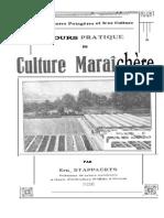 1 Culture Maraîchère