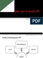 Sumber, Media Dan Evaluasi Pembelajaran IPS