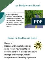Sat Elisabeth Basics on Bladder and Bowel