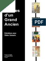Entretiens Didier Guiserix