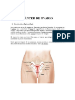 TEMA 17 Cancer Ovario