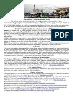 Jumaa Prayer Bulletin 19 September 2014
