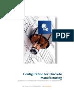 Configuration Basics of Discrete Manufacturing (1)