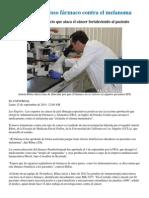 Novedoso fármaco contra el melanoma.pdf