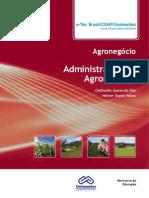 Administração No Agronegócio