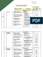 Planificare Biologie a VII-A semestrul II