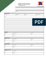 Formulario e Manual