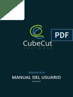 CubeCut v2014 Manual Del Usuario-Abr2014