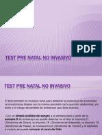 test pre natal no invasivo