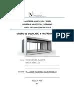 Modulos de Construccion y Prefabricados de Concreto