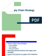 3 Supply Chain Strategies (Integration Distribution) (Moodle) [Compatibility Mode]
