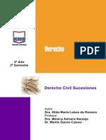 5o Ano - Derecho Civil Sucesiones - ToDAS LAS SEDES