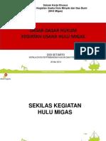 Dasar-dasar Hukum Kegiatan Usaha Hulu Migas _ USU MedanV2 FINAL