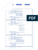 Municipalidades Departamentos JUJUY