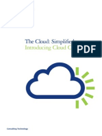 The Cloud - Simplified