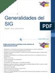 20140718 Generalidades Del SIG
