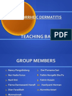 Teaching Bangsal Dermatitis Seboroik