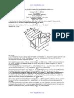 Engineering Graphics Question January 2012 (2) Bibin's