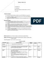 0 Proiect Didactic Matematica