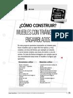 MU-Is45_como Construir Muebles Con Triangulos Ensamblados
