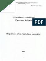 Regulament Privind Activitatea Studentilor 2013 v4
