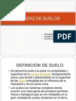 Estudio de Suelos (Diapositivas)