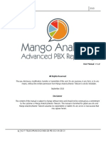 Mango User Manual V1.0