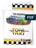 The Beginning - The Toni Taxi Series