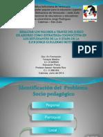Diapositivas Del Proyecto de Ajedrez Yunayra