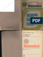 Manual - Matematica - Clasa a IV-A