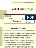 Drugs and Alcohol Modified