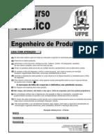 Engenheiro Área Producao UFPE 2013