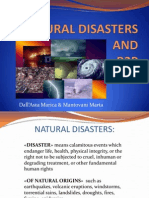 Natural Disasters and r2p Ppt Final Version