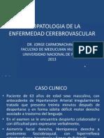 FISIOPATOLOGÍA DE LA ENFERMEDAD CEREBROVASCULAR